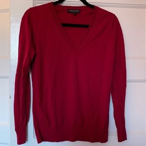100% merino wool sweater - size m